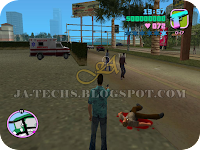 GTA Vice City Gameplay Snapshot 6