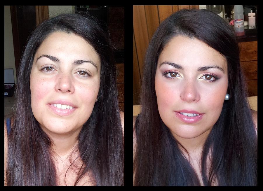 Eccezionale Trucco semplice per ragazze more | Make up Pleasure XQ71