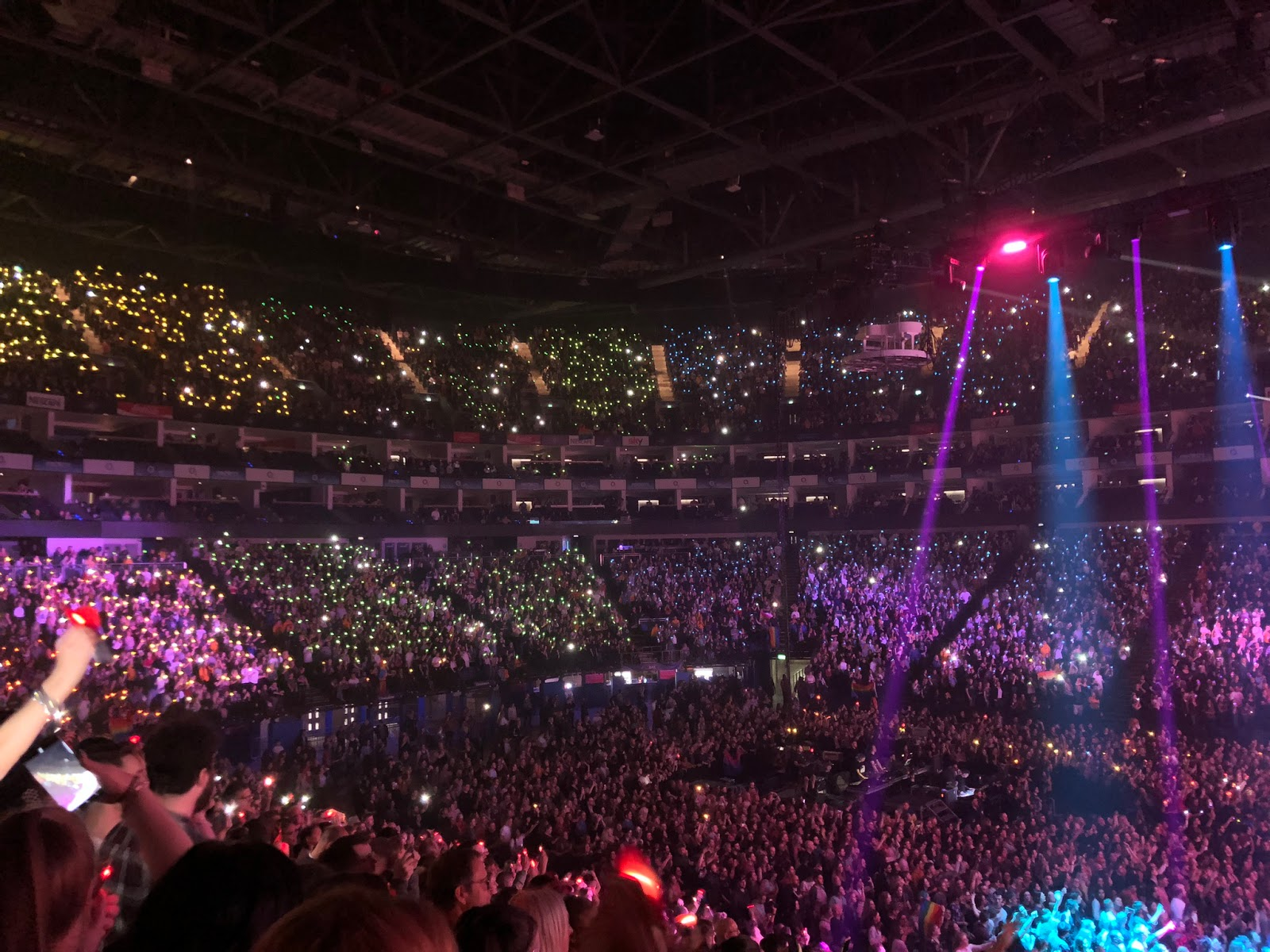 Panic! at the Disco, O2 London, 28 March 2019 | Girls, Girls, Boys
