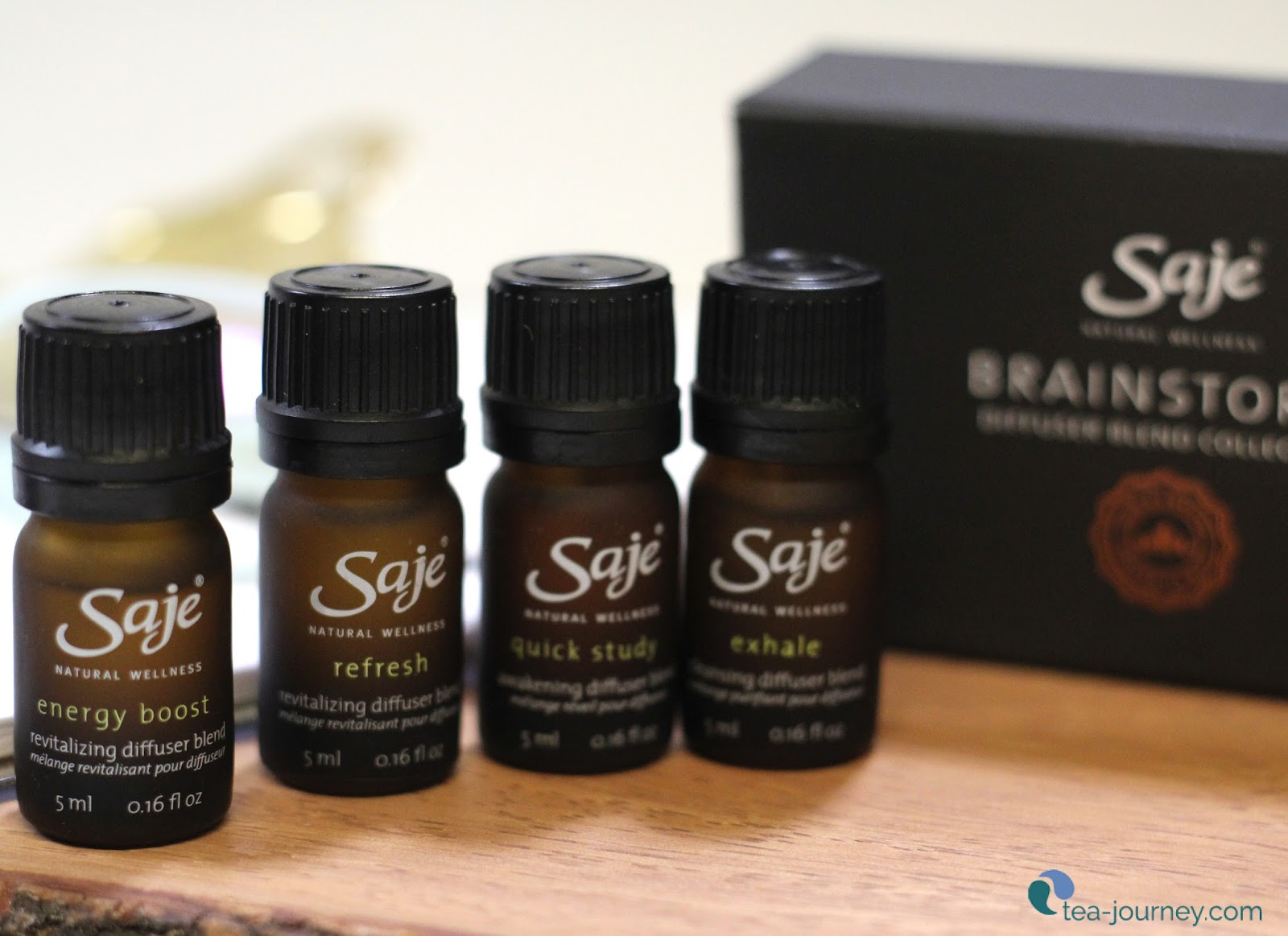 Saje is a Canadian wellness company which has made life much more productive. This selection of their oils is what has helped me not only stay healthy but be more productive in all parts of life.