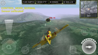 FighterWing 2 Flight Simulator Apk v2.70 (Mod Money)