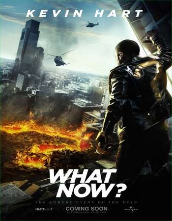 Poster Of Kevin Hart: What Now? 2016 English 400MB BRRip 720p ESubs HEVC Free Download Watch Online downloadhub.in