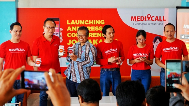 Launching Medi-Call Yogyakarta