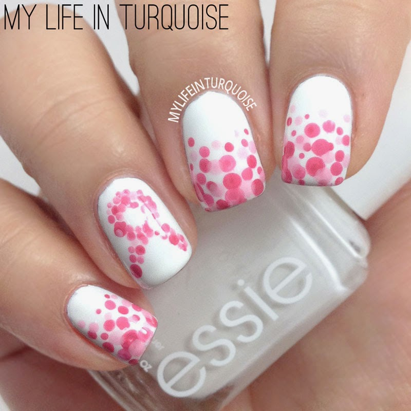Breast-Cancer-Awareness-Nail-Art