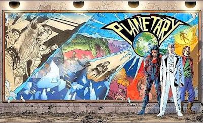 Resultado de imagem para Planetaryquadrinhos