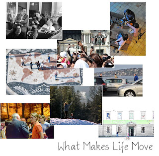 What Makes Life Move