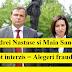 """( Video) Andrei Nastase si Maia Sandu: """"Vot interzis = Alegeri fraudate """""""
