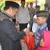 Ratusan Masyarakat Hadiri Acara Halal Bihalal Di Rumah Wali Kota Gunungsitoli