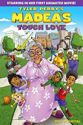 Tyler Perry's Madea's Tough Love [2015] [DVDR] [NTSC] [Latino]