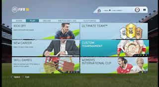 Cara bermain 4 Player turnamen pada FIFA 2016