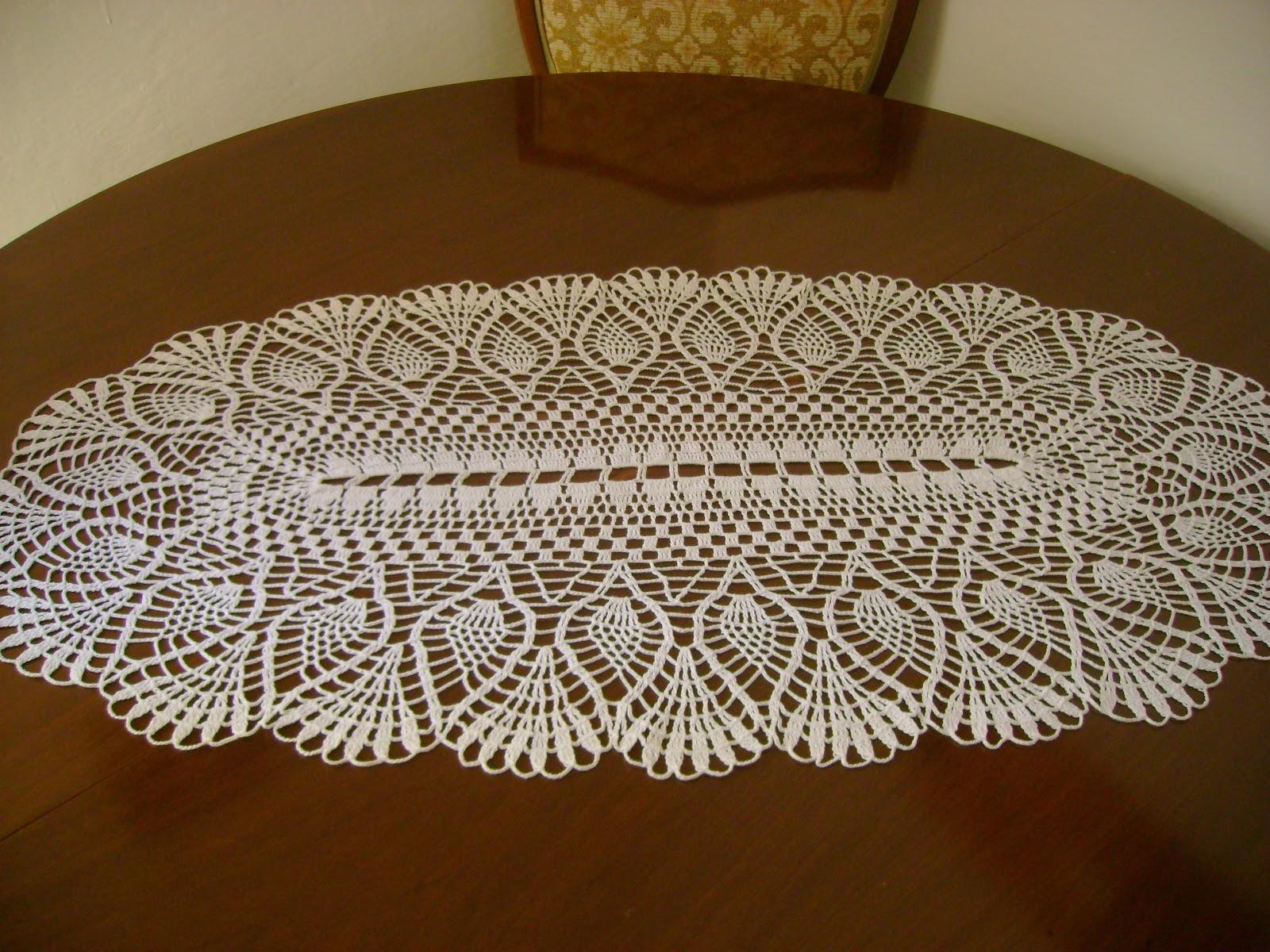 Crochet On Sale Lovely Crochet Runners For Your Sweet Home
