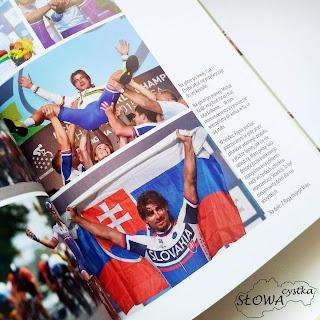 Peter Sagan Mój świat, autobiografia słowackiego charyzmatycznego kolarza i trzykrotnego mistrza świata, wydawnictwo SQN 2019