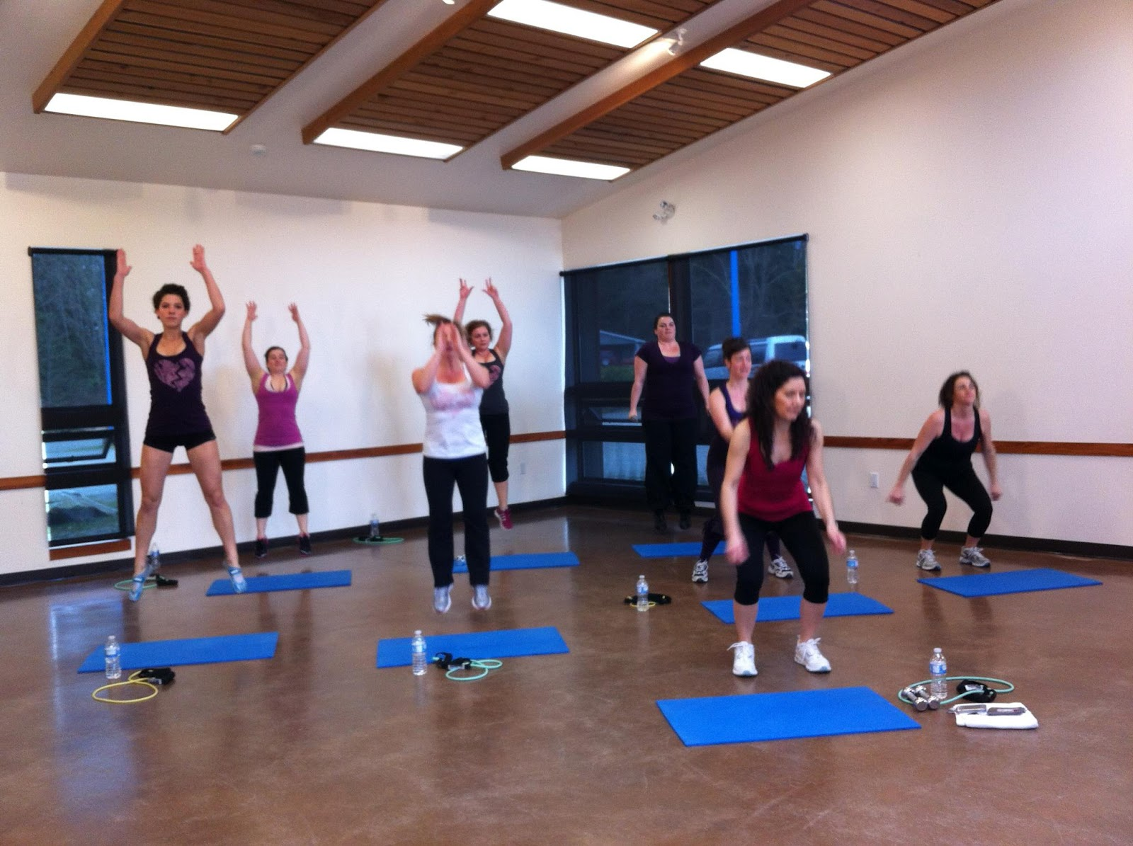 The Garage Private Personal Training Studio Fall Classes At The