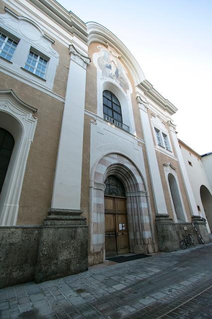 Franziskanerkirche-Salisburgo