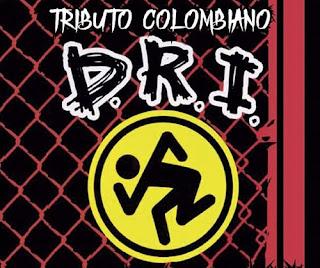 Tributo Colombiano a DRI