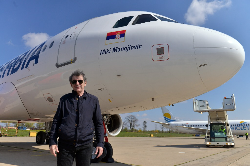 Center Air Serbia Names Fourth Aircraft Center