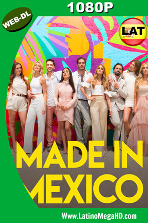 Made in Mexico (TV Series) (2018) Temporada 1 Latino WEB-DL 1080P ()