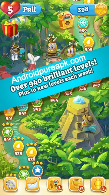 Bee Brilliant Apk Download Mod+Ad Free
