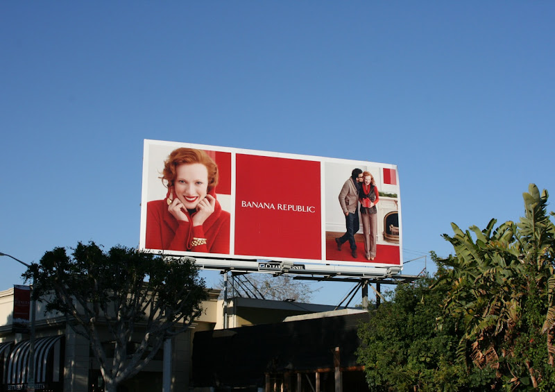 Banana Republic Dec11 billboard