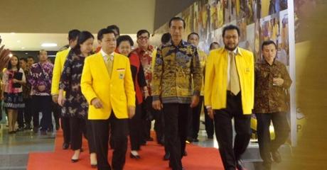 Sebut Partai Golkar Terdepan yang Ingin Jokowi Kembali Jadi Presiden, Ini Penjelasan Idrus Marham