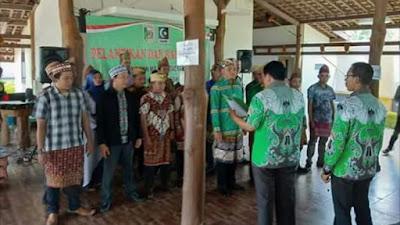 Garinca Reza Pahlevi Pimpin KAHMI Lampung Timur