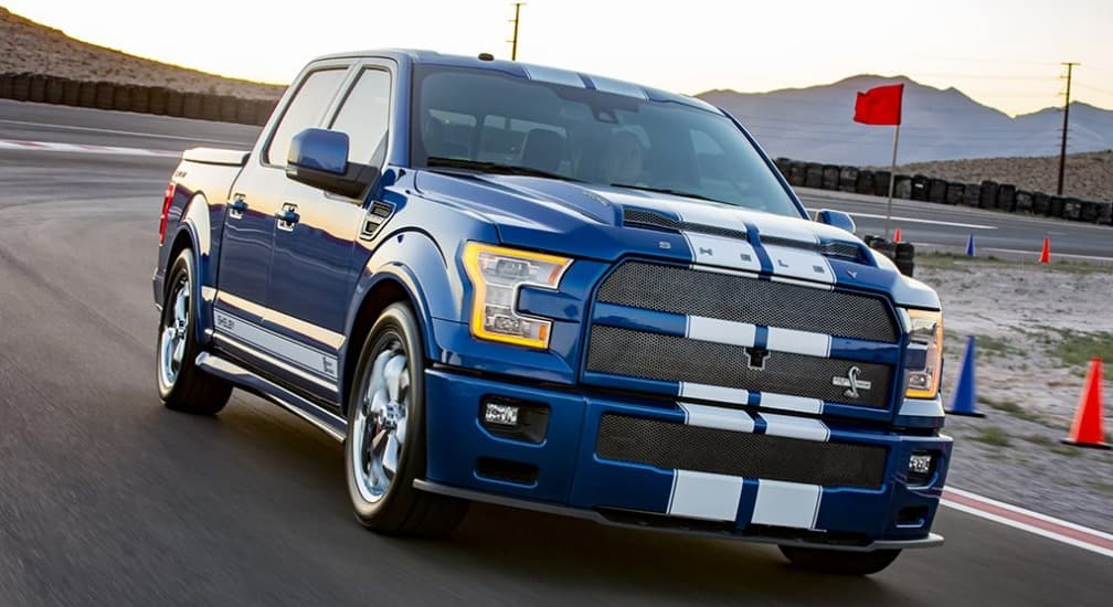 2017 Ford Shelby Truck Price