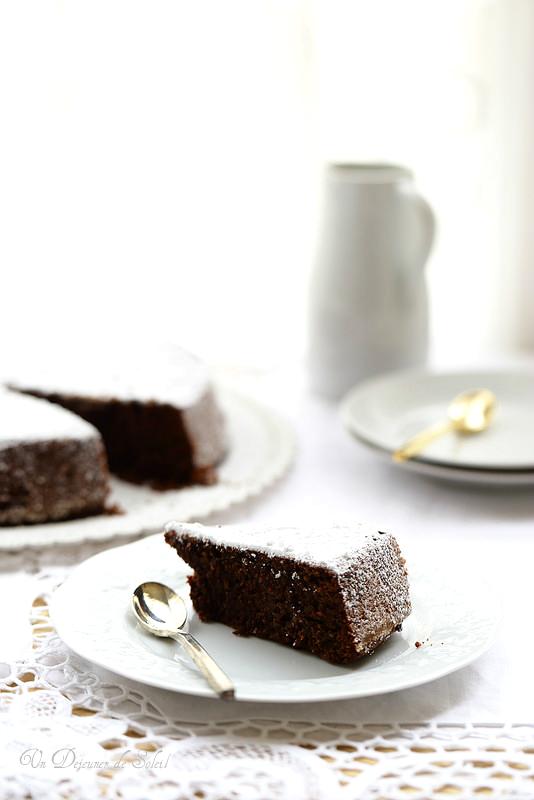 Dix astuces pour améliorer vos gâteaux au chocolat et vingt recettes (torta caprese)