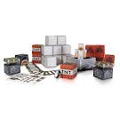 Minecraft Minecart Pack Papercraft Figure