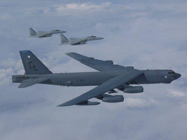 Máy bay B-52 Mỹ