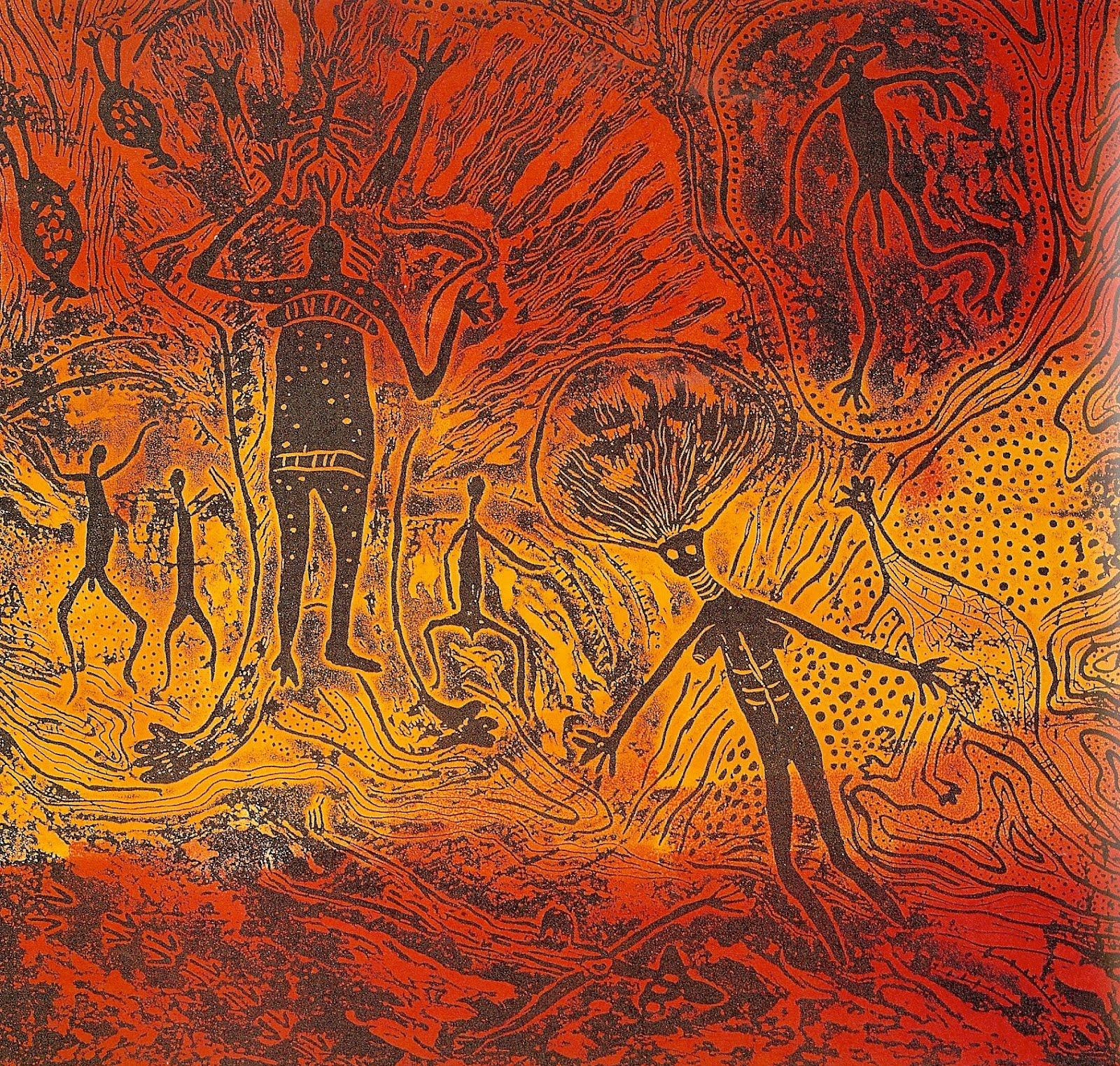 Is this the best Aboriginal rock art in Australia?