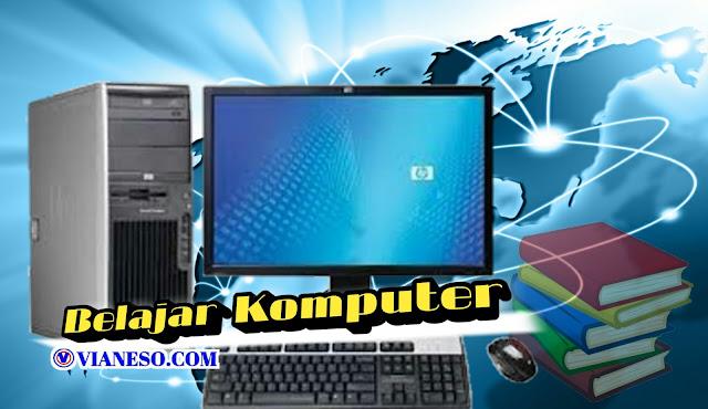 cara komputer
