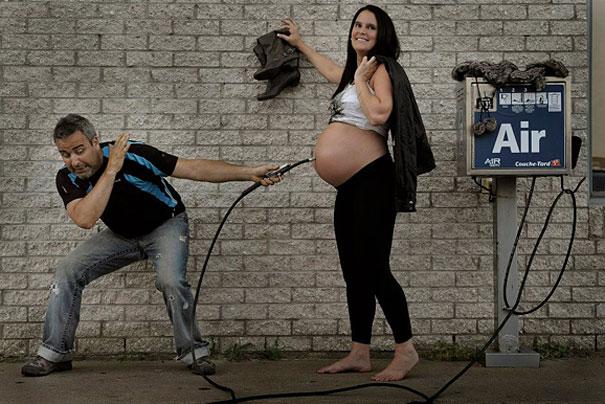 Como se hace un bebé