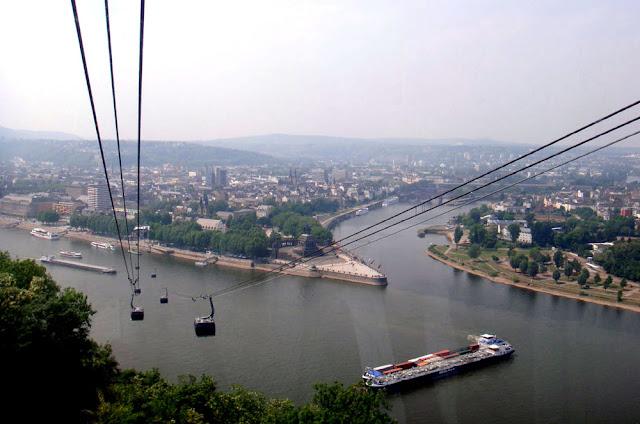 Teleférico de Koblenz