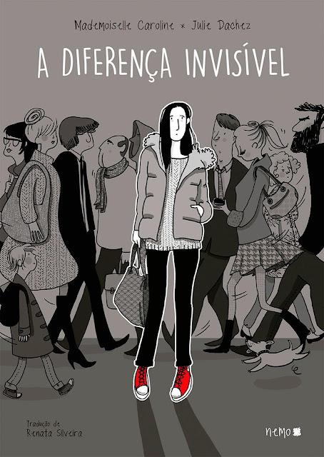 A diferença invisível - Mademoiselle Caroline, Julie Dachez