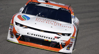 Matt Tifft Finishes Fourth At Richmond
