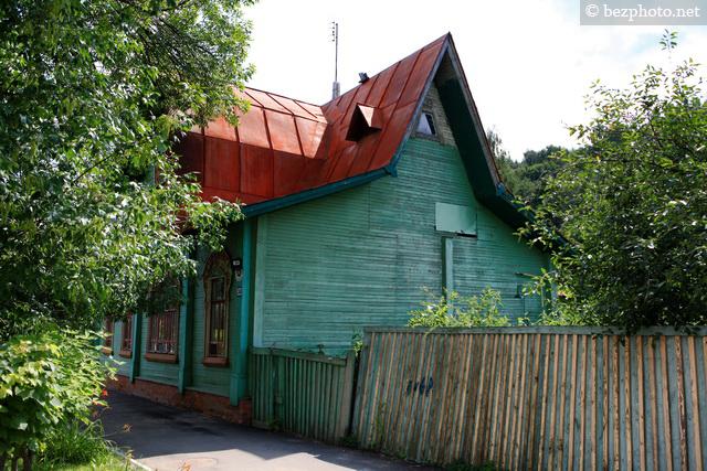 дом пришлецова гороховец