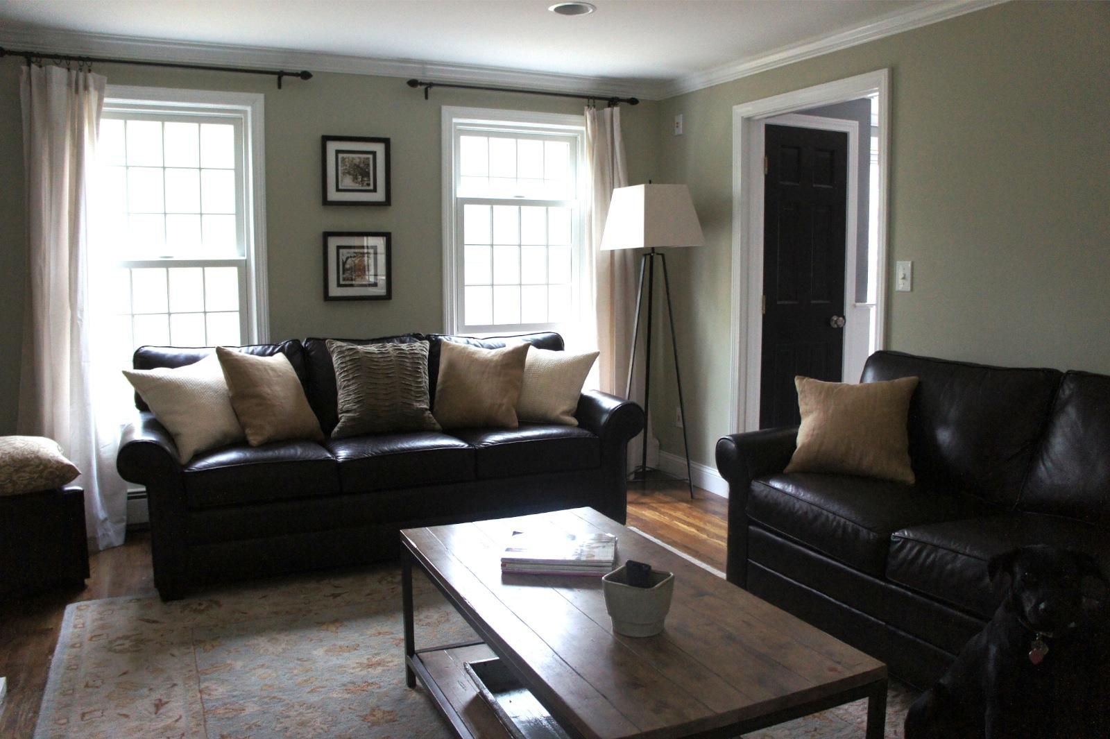 What Color Curtains Go With Black Sofas Ezhandui Com Furniture