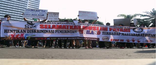 Hari HAM Sedunia GEMPITA Peringati Pelanggaran HAM di Patani