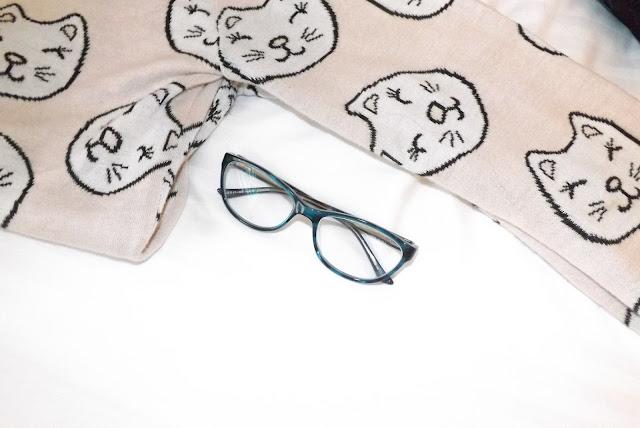 Glasses & Jumper