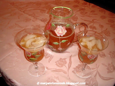 Margaret's Morsels | Fruit Tea