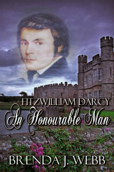 Book cover - Fitzwilliam Darcy: An Honourable Man by Brenda Webb