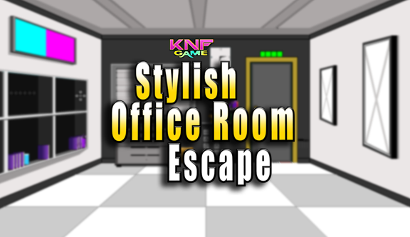 KNF GAME: KNF STYLISH OFFICE ROOM ESCAPE