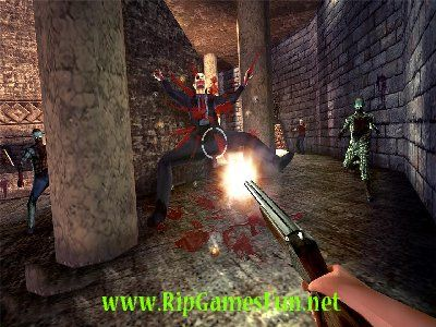Zombie Trigger,ripgamesfun,cover,image,wallpaper,screenshot
