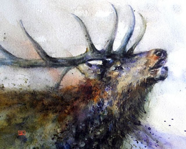 Beautiful Watercolor Paintings by Dean Crouser - Fine Art ...