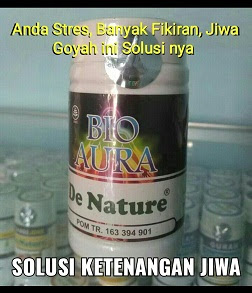 obat stres, obat stres denature, rahma herbal