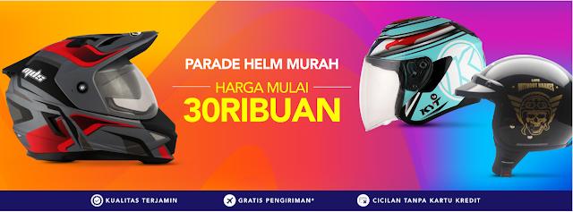 Promo Helm Murah Blibli