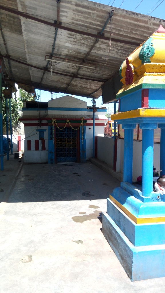 Tamilnadu Tourism: Indrasenapatheeswarar Temple (Indra Lingam