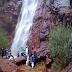 Air Terjun Keluar Dari Gunung Uhud,Tanda Kiamat Terlihat Di Madinah