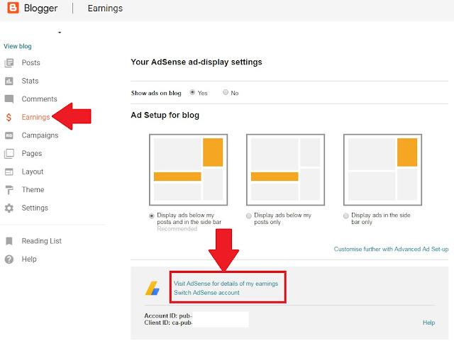 apa yang hendak di lakukan selepas lulus google adsense