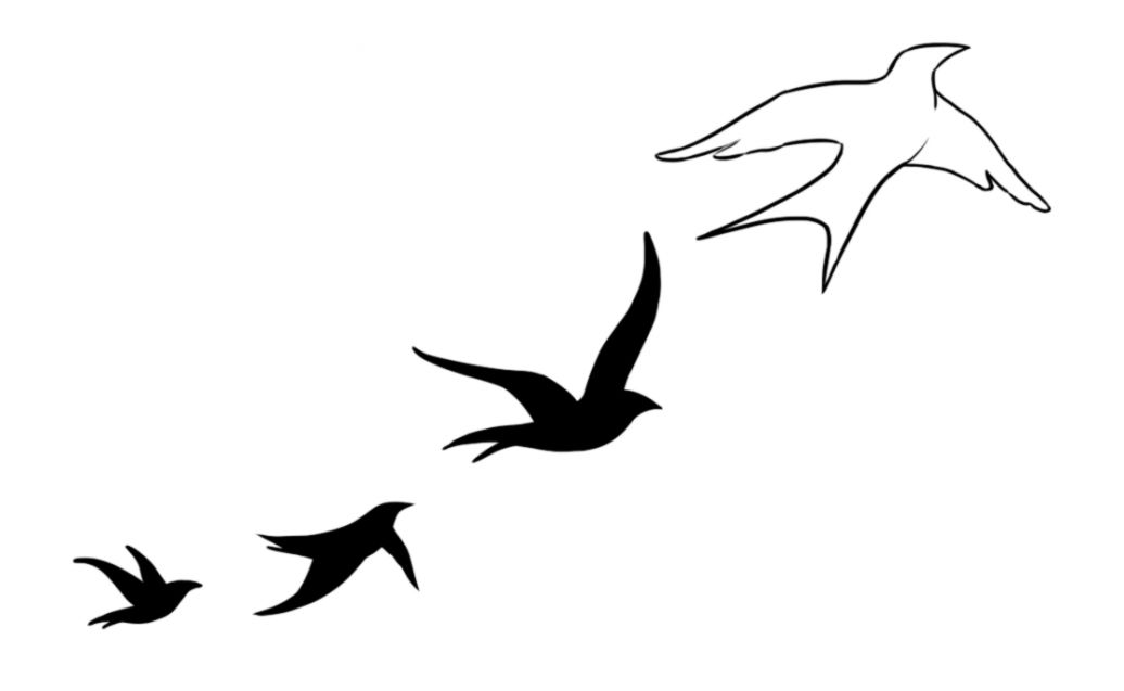 807f5fc0bfeb1 Dove Silhouette Tattoo Download Free Silhouettes